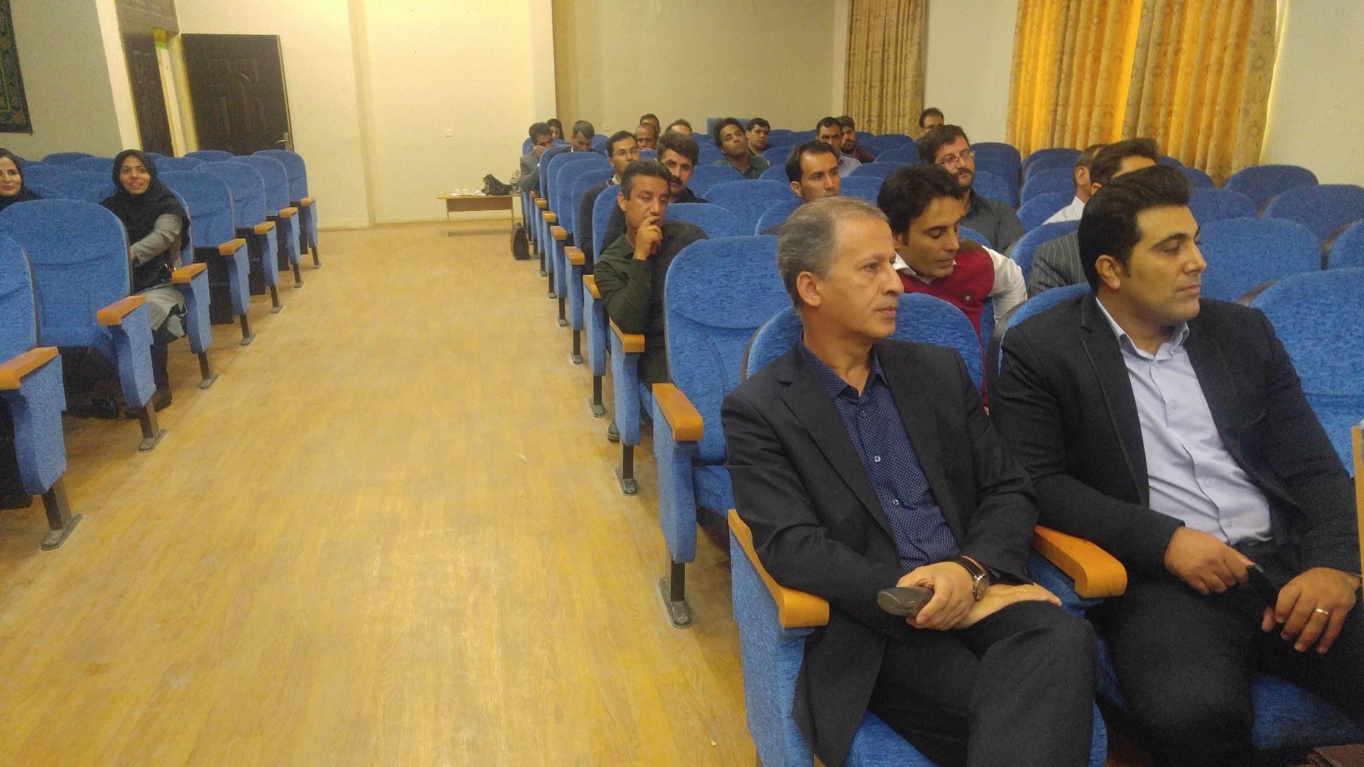انتخابات انجمن ایمنی و بهداشت استان کرمانشاه