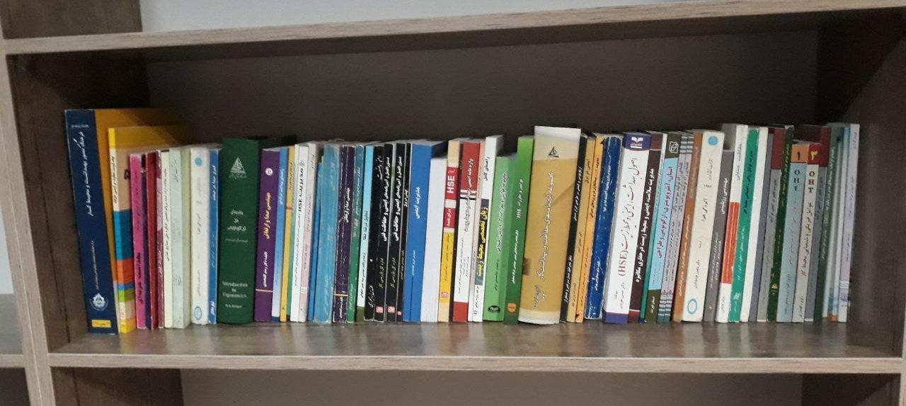 راه اندازی کتابخانه تخصصی انجمن